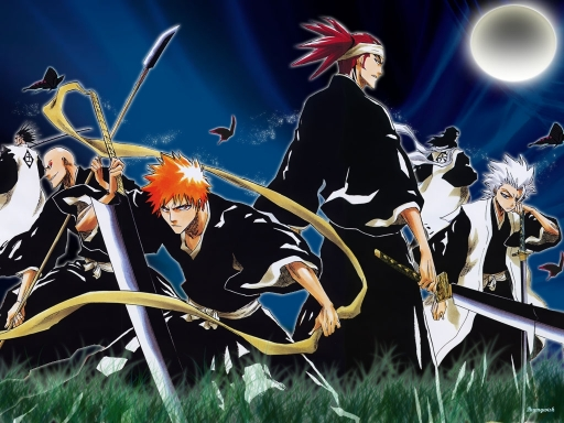 Bleach Night