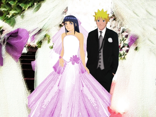 Naruto Hinata Wedding.Hinata And Naruto S Wedding By Yukiba