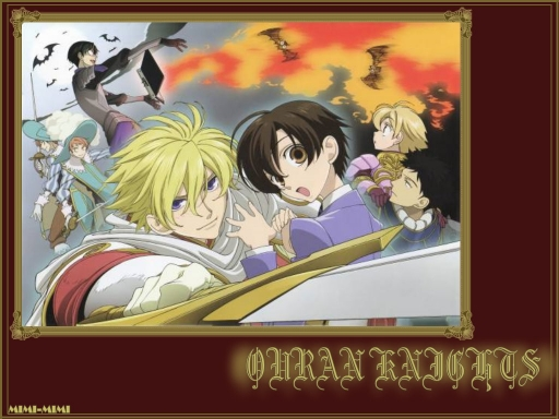 ouran knights