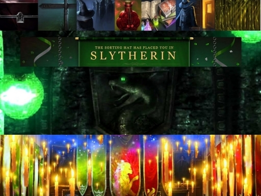 Slytherin of Pottermore