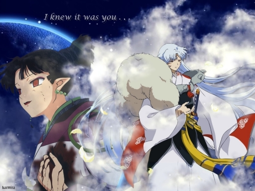 Dream of Sesshomaru/Kagura