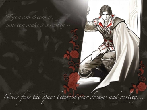 Ezio - Inspirational Wallpaper