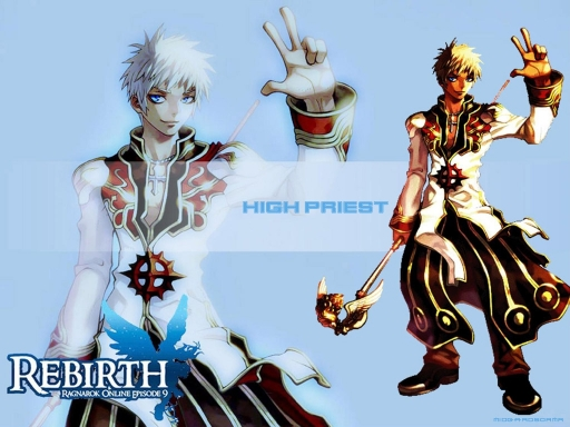 High Priest (male)