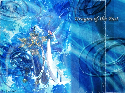 Dragon of the East