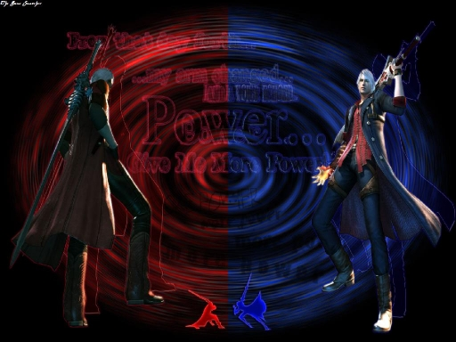 Power (( Dante & Nero ))