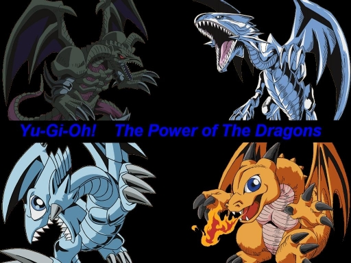 The Power Of The Dragons