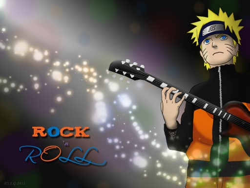 Naruto - Rock 'n Roll