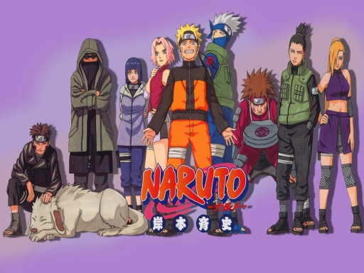 Naruto~ Team Trio New Version