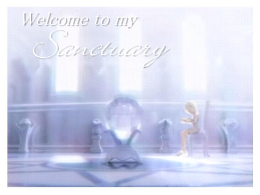 ~+Welcome to my Sanctuary+~