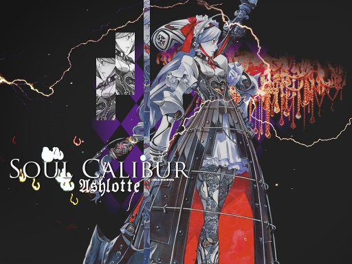 Soul Calibur - Ashlotte