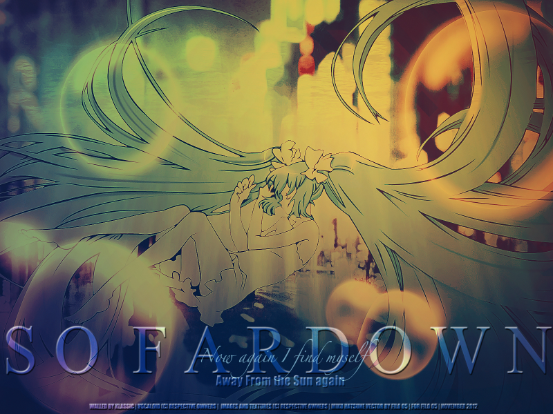 {S O F A R D O W N}