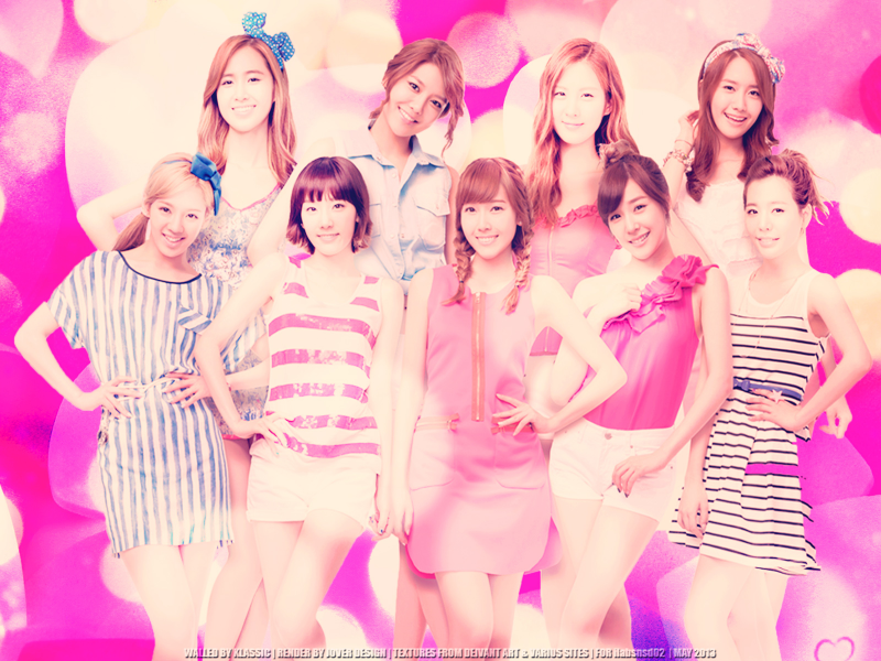 Girls Generation ~P.I.N.K ver.