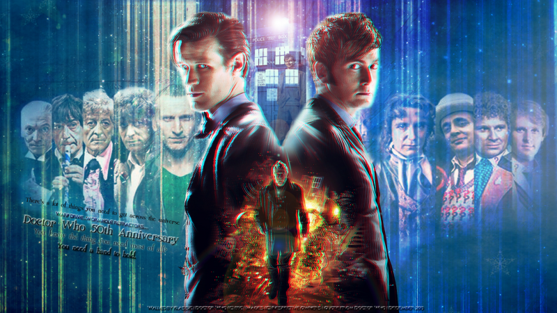 Doctor Who~50th anniversary~