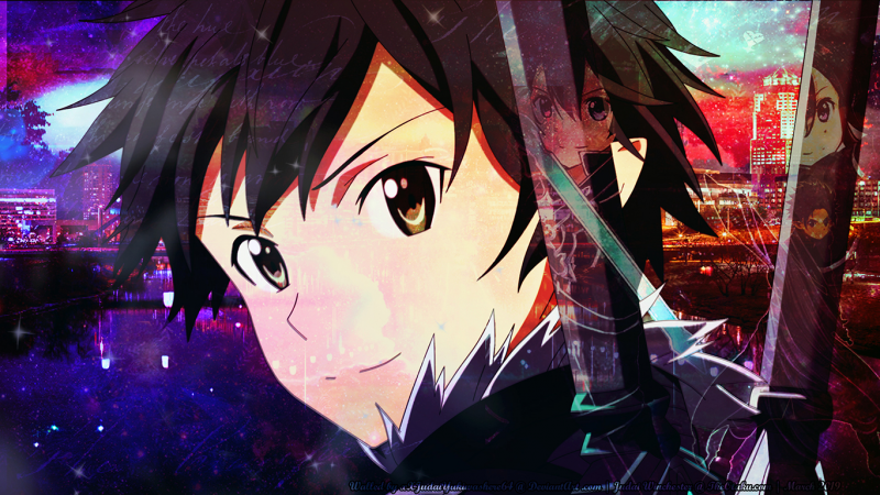 Kirito: The Black Swordsman