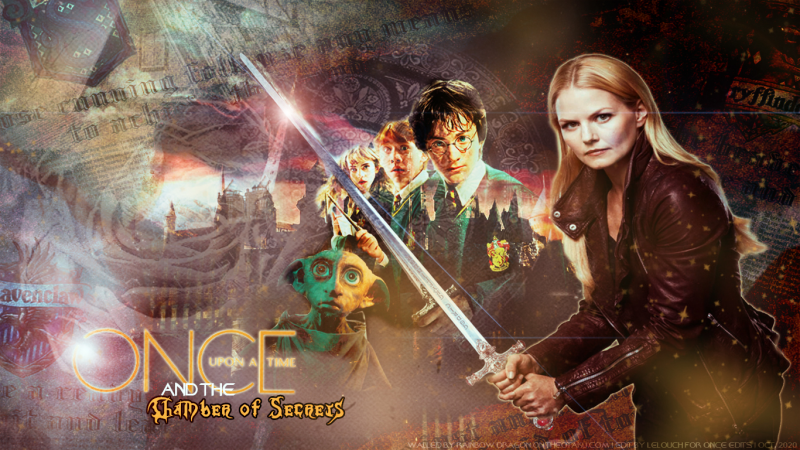 OUAT and the Chamber of Secret