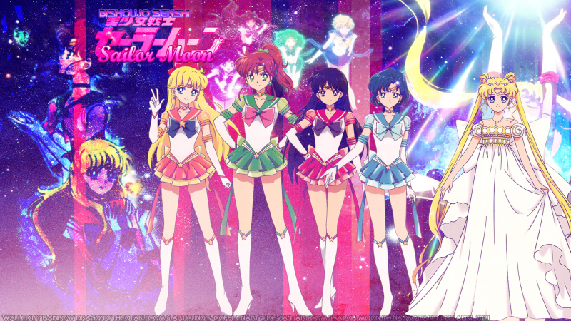 Inner Sailor Scouts