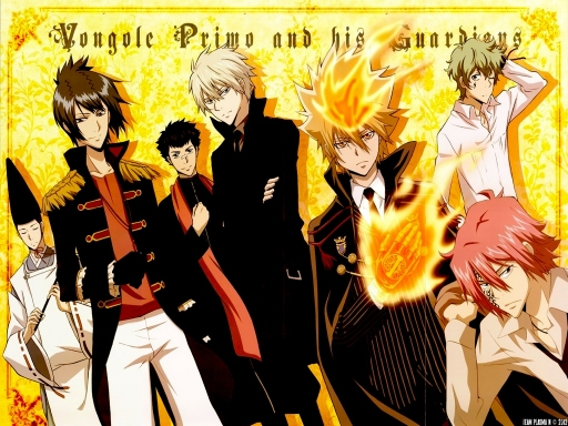 Vongola Guardians