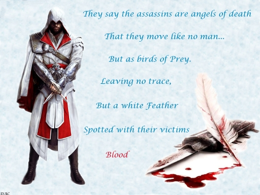 Feather of the Assassins