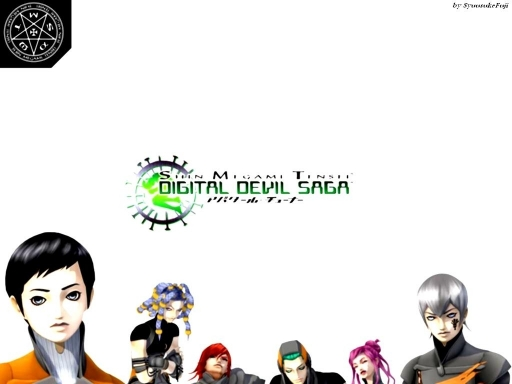 Digital Devil Saga Wallpaper