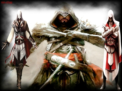 The life of Ezio auditore da f