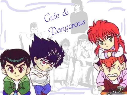 Cute and Dangerous YYH