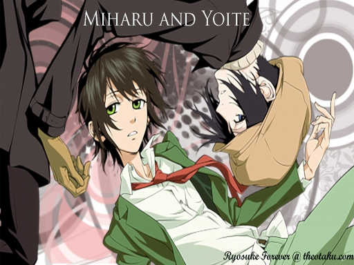 Miharu and Yoite