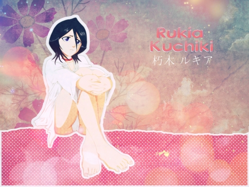 Rukia Dots n Flowers