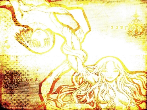 Claymore III -- Teresa and Cla