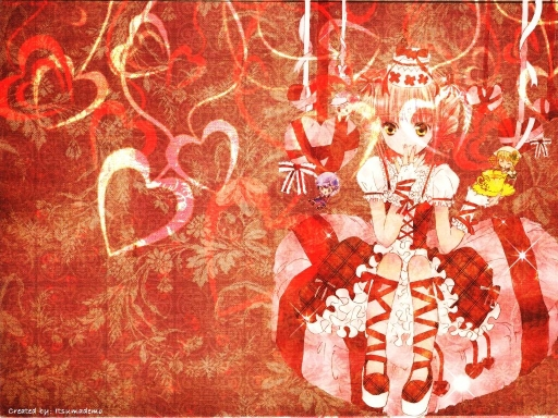 Shugo Chara-Be My Valentine?