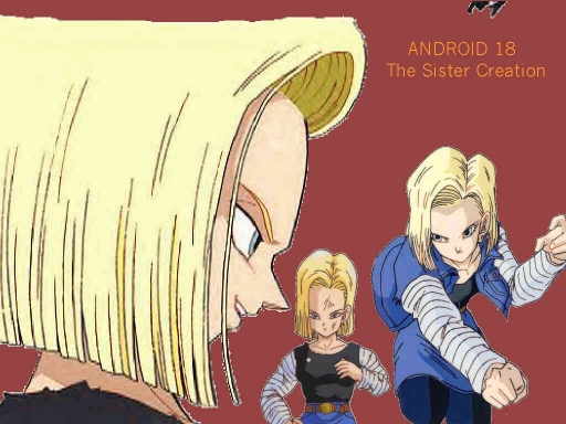 Android 18: The Sister