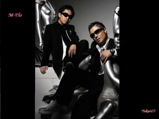 M-flo's in the house