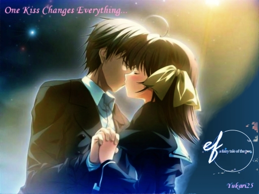 one kiss changes everything