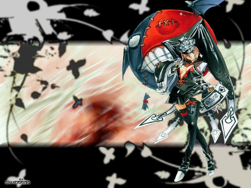 Guilty Gear Wallpaper By Silve