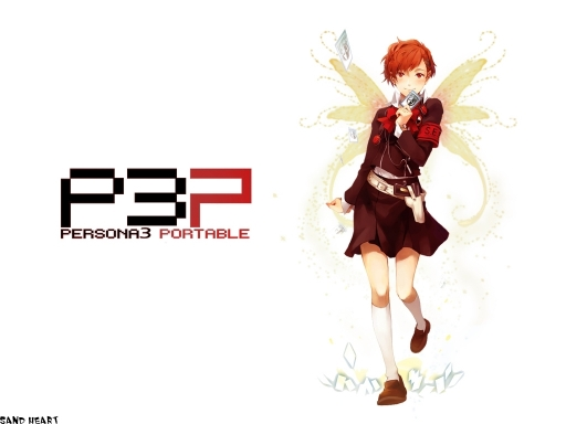 P3P(Red Female)