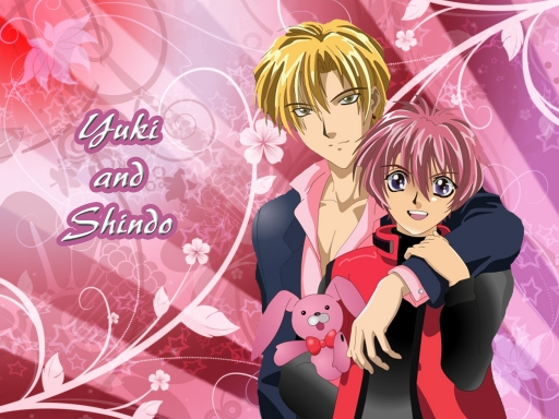Yuki and Shindo <3