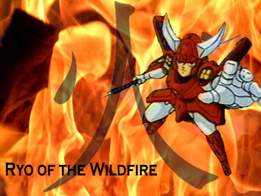 Ryo of the Wildfire