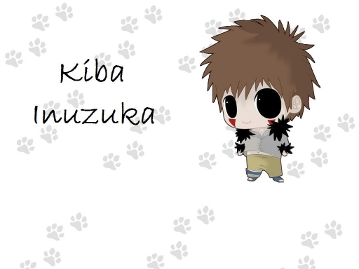 Kiba Inuzuka