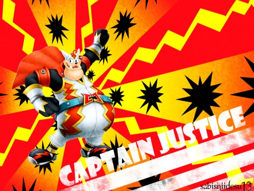 CAPTAIN JUSTICE