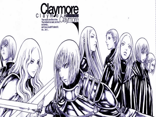 Claymore Composite Image 3
