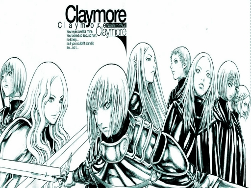 Claymore Composite Image 4