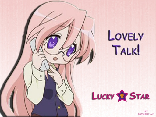 Lucky Star: Lovely Talk!