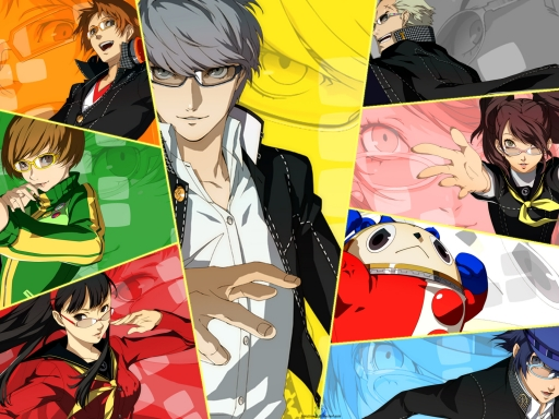 Persona 4 The Golde