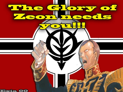 Zeon Propaganda remade
