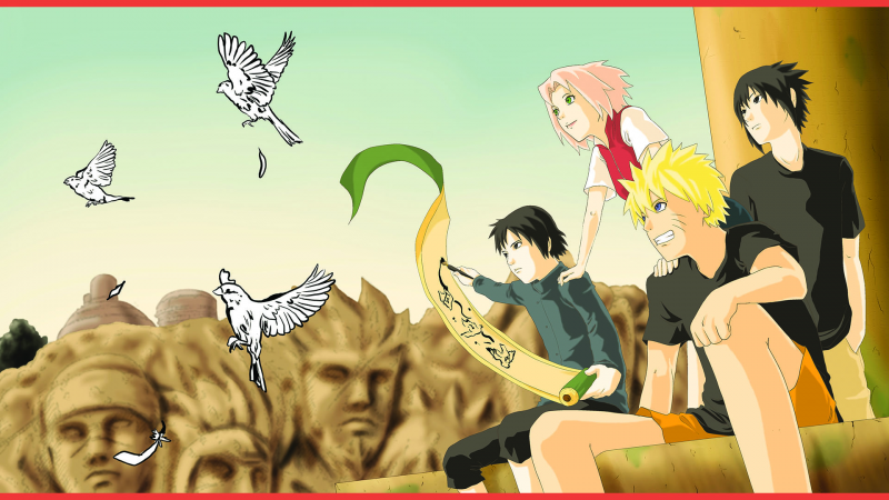 Team 7: A Summer Afternoon