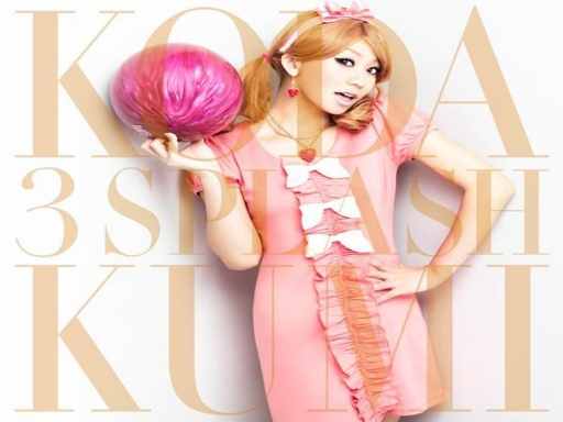 Koda Kumi - 3 Splash (Sweet)