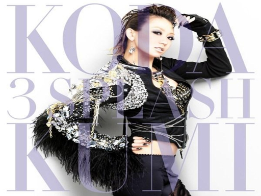 Koda Kumi - 3 Splash (Rock)