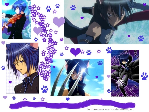 Ikuto!