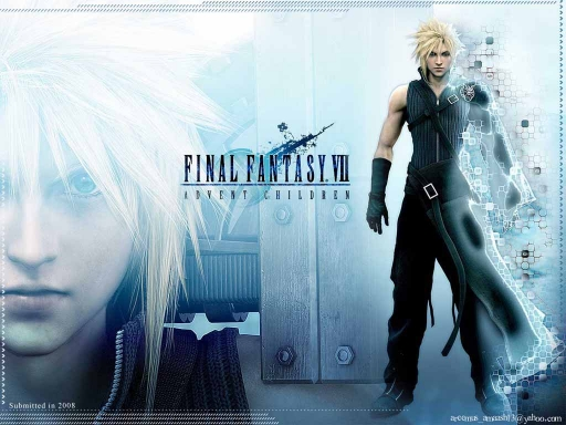 Cloud Final Fantasy AC