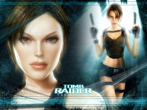Tomb Raider under world