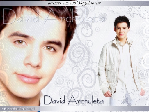~David Archuleta for AAA~